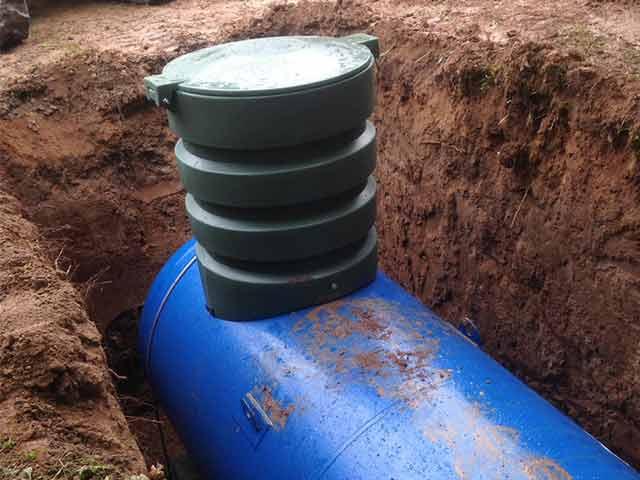 установка газгольдера в барнауле (1)